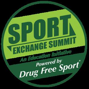 Sport Exchange Summit, Powered by Drug Free Sport
